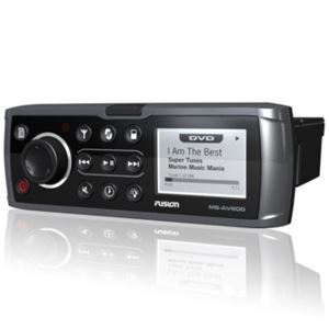 Fusion Marine DVD Stereo MS-AV600G Grey Only