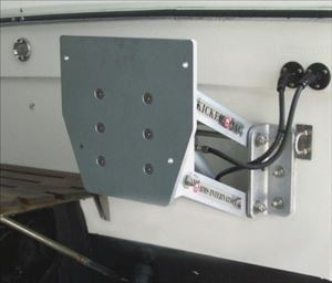 Bob 39 s machine kicker jac hydraulic outboard kicker jack for Bob s electric motor