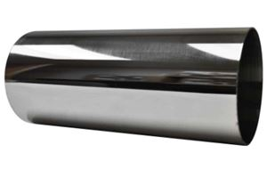 CORSA Marine Exhaust 316 RAW TUBING POLISHED - 19000-POL