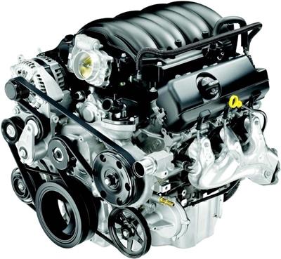 Kodiak Chevrolet 4 3 Liter V6 Vvt Direct Injection Lv3