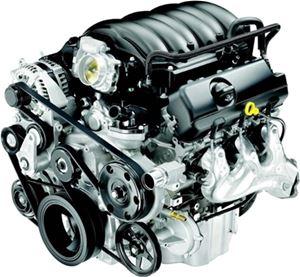 KODIAK CHEVROLET 4.3 LITER V6 VVT DIRECT INJECTION (LV3 ...