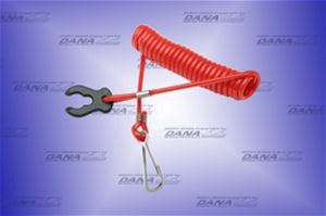 Replacement Lanyard  DMP Kill Switch - KS-103