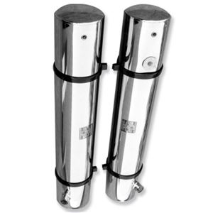 "60"" Stainless Steel Side Gunnel Tanks with Senders - 06-8066"