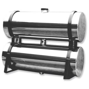 Stainless Steel Stacked Fuel Tank 14 Gallon - 06-8050